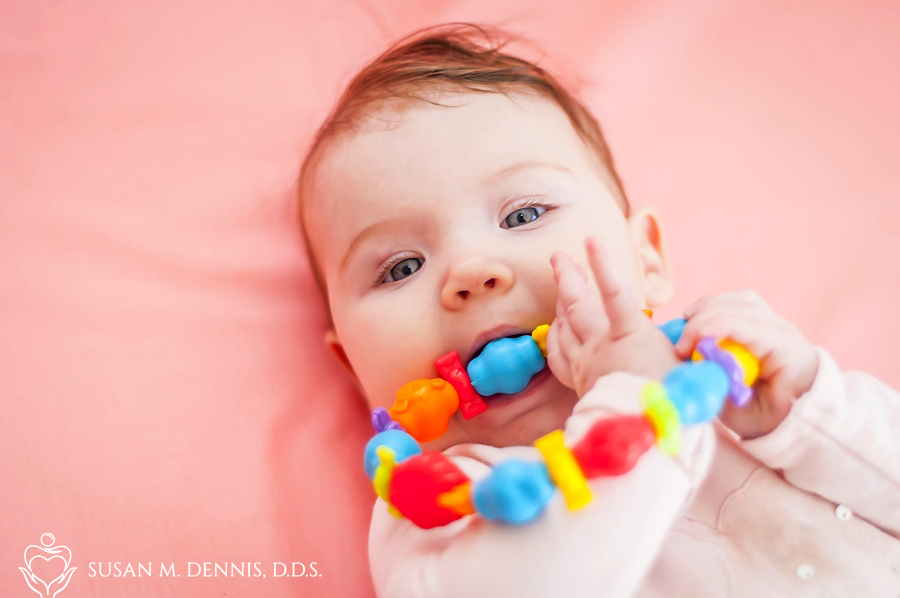 Ten Ways to Soothe Your Baby's Teething Pains